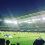 ワールドカップサッカー予選 メルボルン