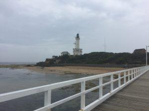 ポイントロンズデール灯台