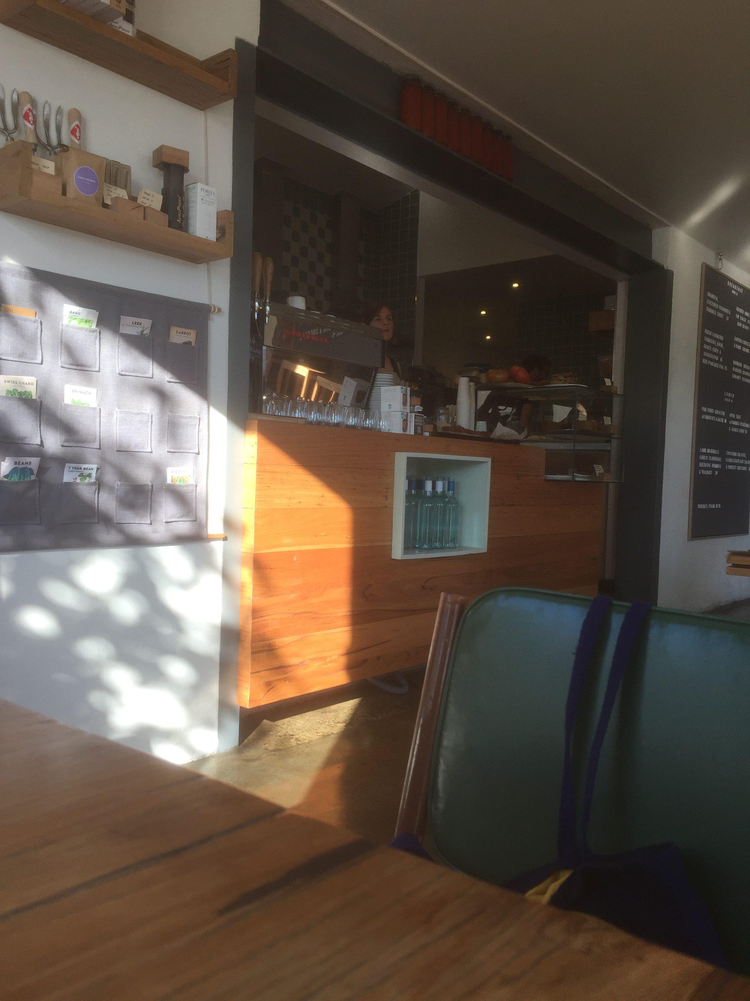 geelongのカフェ