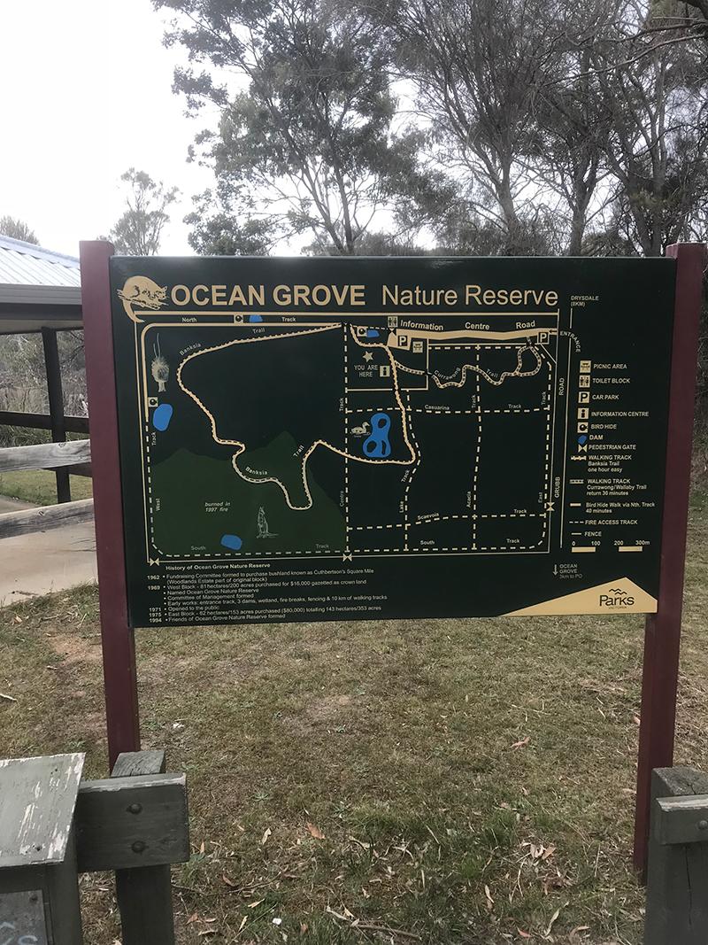 オーシャン・グローブ自然保護区