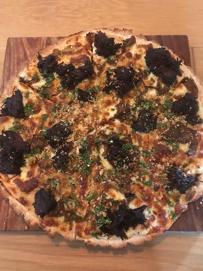 ビーフピザ
