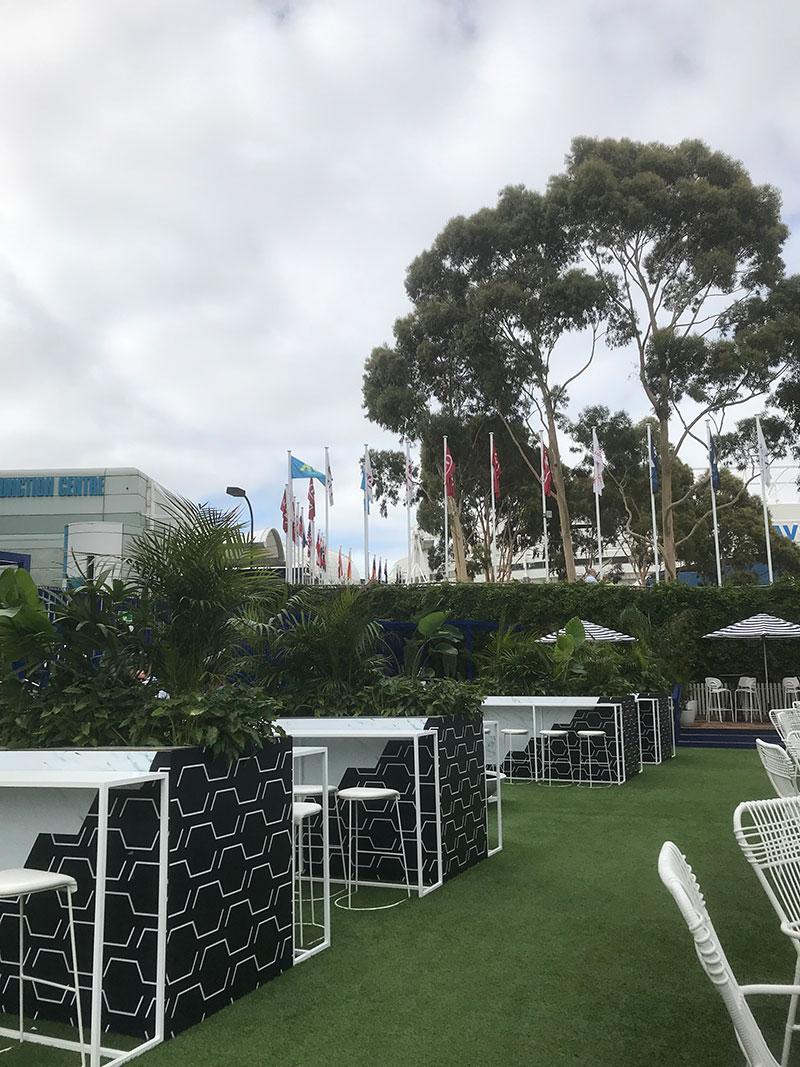 オーストラリアオープンテニス2019年