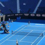 全豪オープンテニス2019年