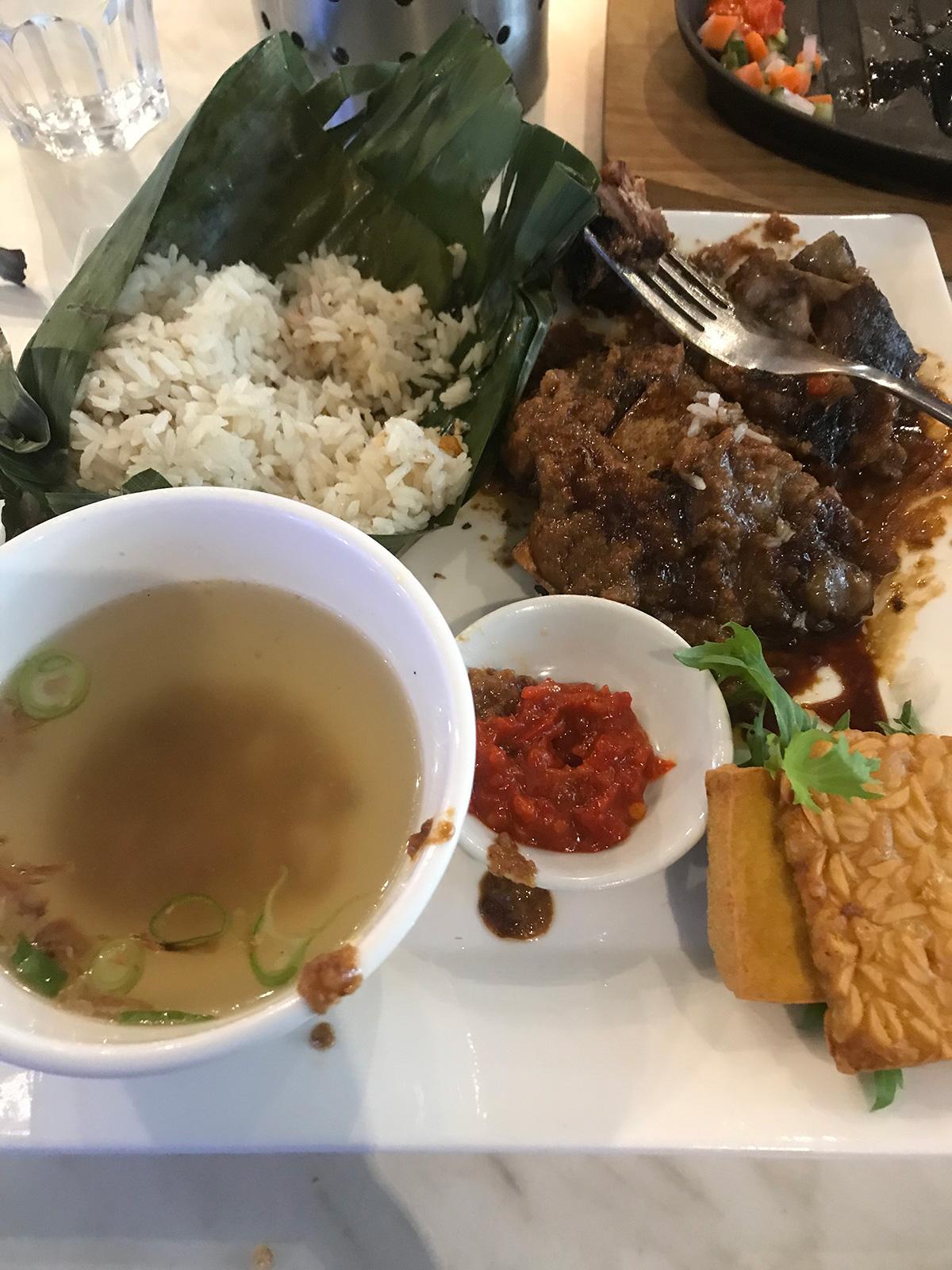 インドネシア料理レストラン