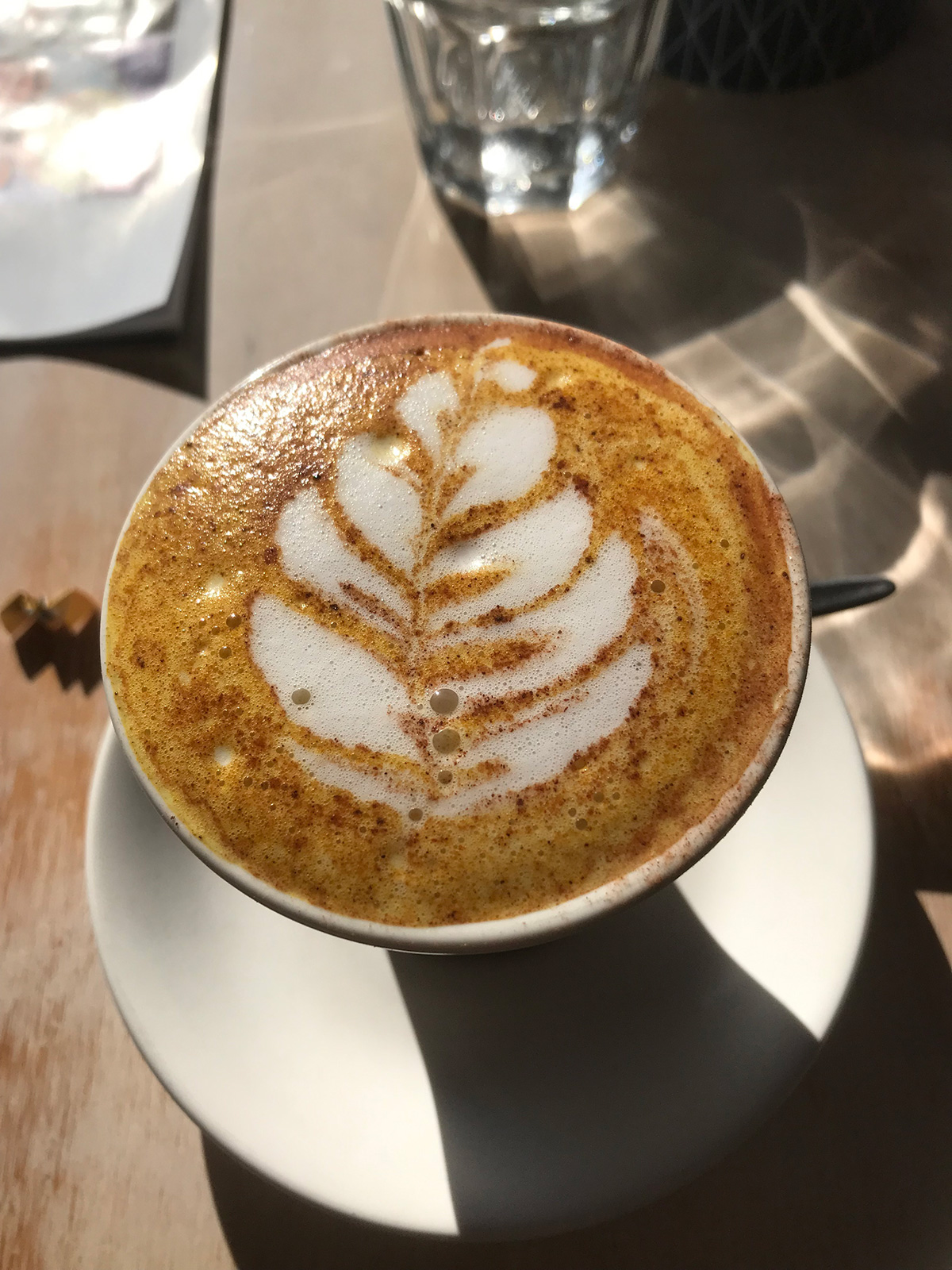 ターメリック コーヒー